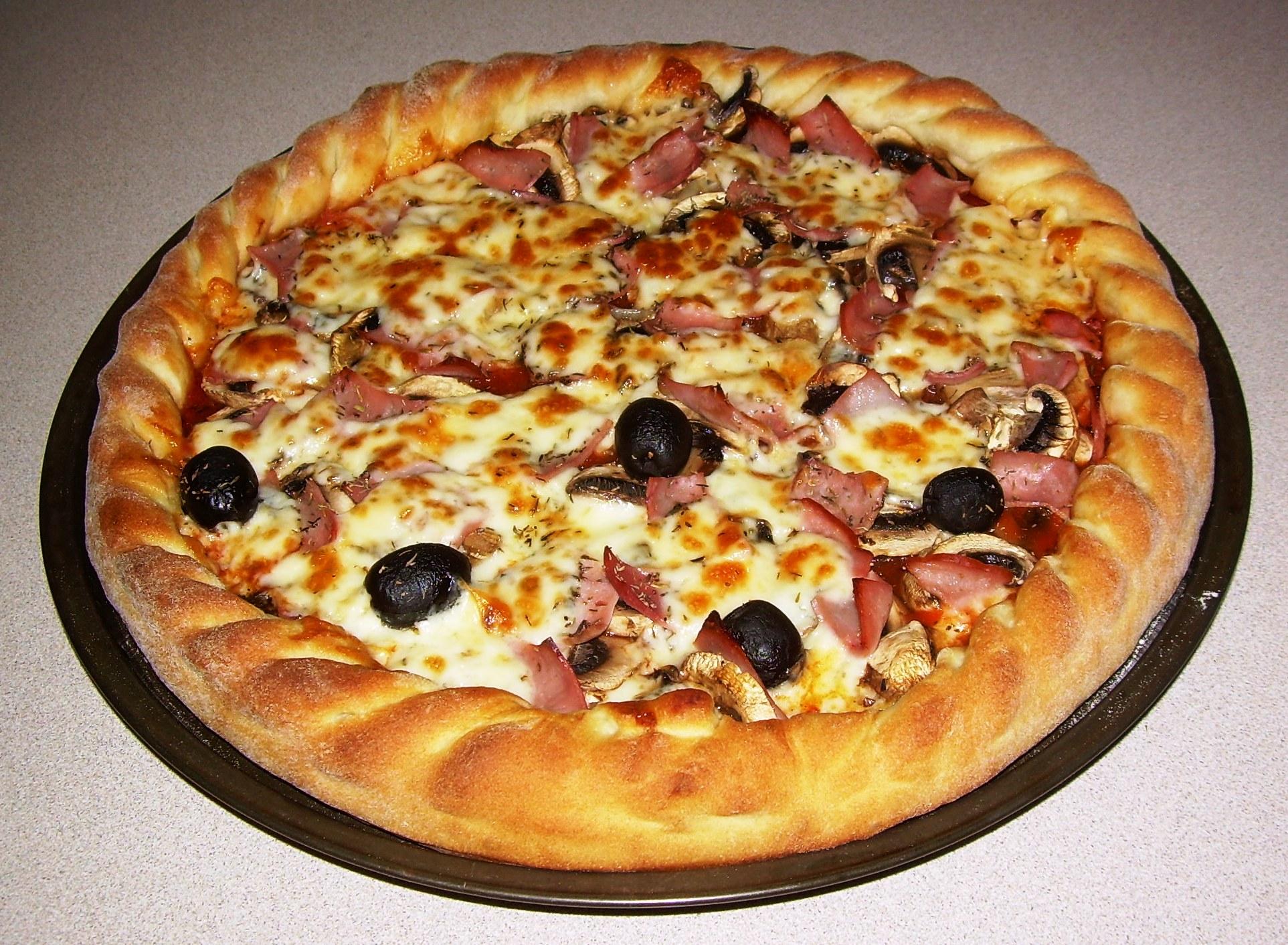 Pizza Food Service