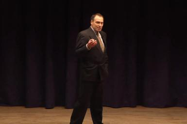 Christophe Pelletier speaking - Pic Talk01