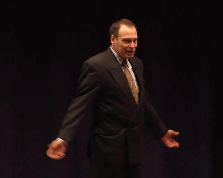 Christophe Pelletier speaking - Pic Talk03-3