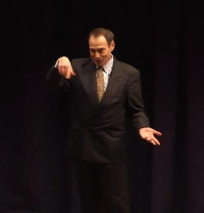 Christophe Pelletier speaking - Pic Talk04